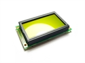 Picture of Graphic LCD 128*64 (KS0108 ctrl) - D.Blue and Yellow Green