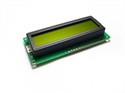 Picture of LCD 16*2 Characters - Green Yellow Back Light