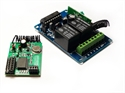 Picture of 315Mhz Remote Relay Switch Kit - 2 Channel