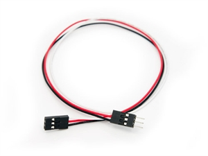 Picture of Electronic Brick - 3 Wire Cable Female To Male (5 PCs pack)
