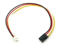 Picture of Electronic Brick - Buckled 4 Pin To Grove 4 Pin Converter Cable