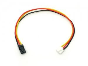 Picture of Electronic Brick - Buckled 3 Pin To Grove 4 Pin Converter Cable