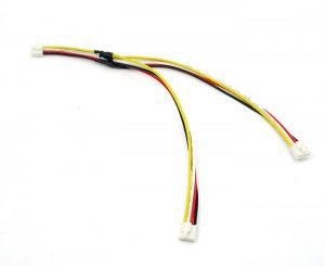 Picture of Universal 4 Pin to X2 4 Pin Cable (5 PCs pack)