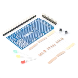 Picture of Arduino Shield - MEGA Proto KIT