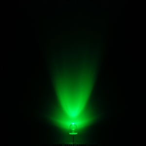 Picture of Super Bright LED - Green 10mm