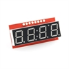 Picture of 7-Segment Serial Display - Kelly Green