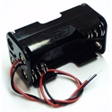 Picture of Battery Holder - 4xAA Cube