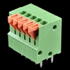 Picture of Spring Terminals - PCB Mount (5-Pin)