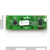 Picture of Serial Enabled 16x2 LCD - Black on Green 5V