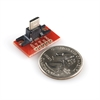 Picture of USB MicroB Plug Breakout Board