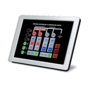 Picture of Fanless 12.1 XGA TFT Multifunctional Touch Panel Industrial PC 