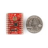 Picture of Breakout Board for SC16IS750 I2C/SPI-to-UART IC