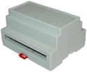 Picture of DIN Rail Mount enclosure 88x107x59