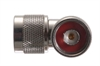 Picture of Right Angle N Male to N Male Adapter