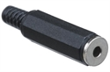 Picture of 3.5mm Female Stereo Jack - Plastic