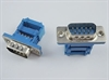Picture of DB9 Male IDC Crimp Connectors for Flat Ribbon Cable