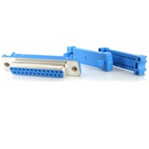 Picture of DB25 IDC Crimp Connectors for Flat Ribbon Cable