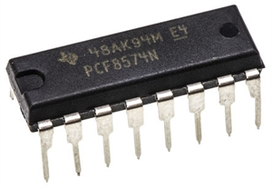 Picture of PCF8574N, 8-channel I/O Expander