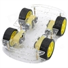Picture of Robot Car Chassis