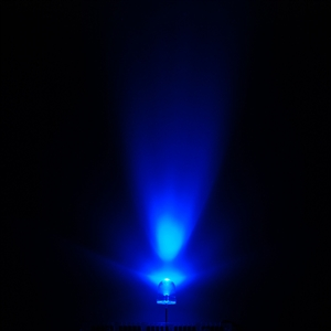 Picture of Super Bright LED - Blue 10mm
