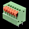 Picture of Spring Terminals - PCB Mount (6-Pin)