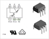 Picture of 4N25, Optocoupler, Optoisolator, Photo Transistor