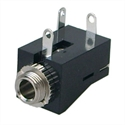Picture of Audio Socket - Panel Mount  - 3.5mm - Mono