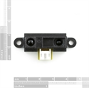 Picture of Infrared Proximity Sensor Short Range - Sharp GP2D120XJ00F