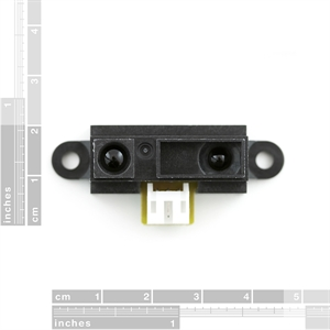 Picture of Infrared Proximity Sensor Short Range - Sharp GP2D120XJ00F