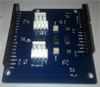 Picture of Strain Gauge/Instrument Amplifier Shield - 2 Channel