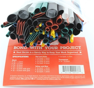 Picture of Heat Shrink 95 Pieces