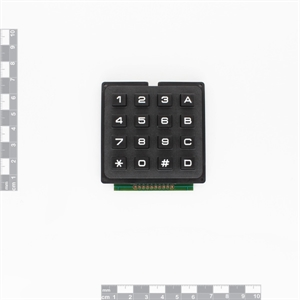 Picture of Keypad 4x4 0-9,* ,#, A-D