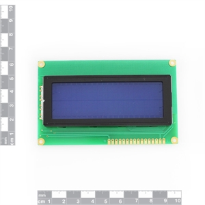 Picture of LCD 20x4 Characters White back light
