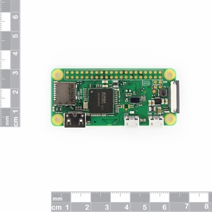 Picture of Raspberry Pi Zero Wireless With Headers