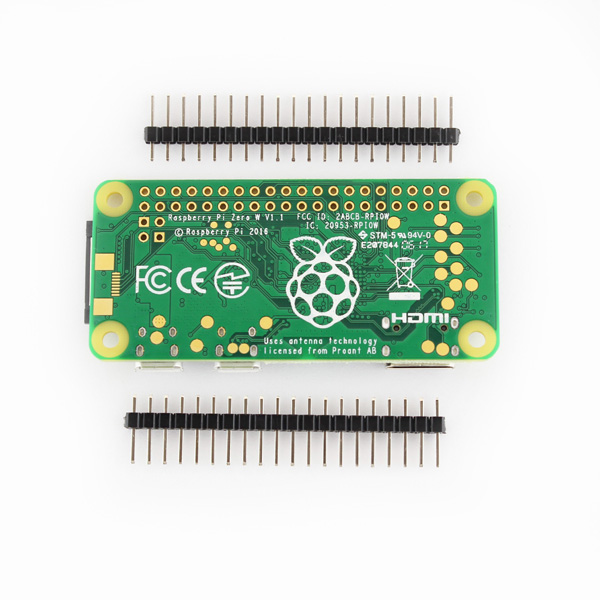Hobbytronics  Raspberry Pi Zero Wireless