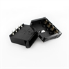 Picture of Battery Holder - 4xAA Drawer (Panel Mount)