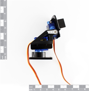 Picture of Pan and Tilt Platform including servos