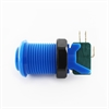 Picture of Concave Button - Blue