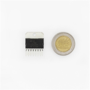Picture of Full-Bridge Motor Driver Dual - L298N