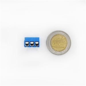 Picture of Screw Terminals 5mm Pitch (3-Pin)