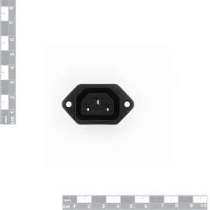 Picture of Panel Mount IEC Connector