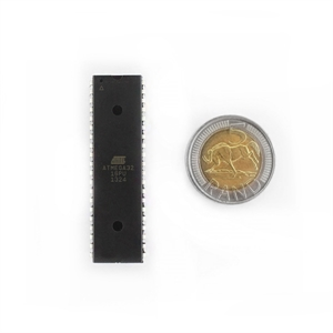 Picture of AVR 40 Pin 16MHz 32K 8A/D - ATMega32