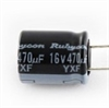 Picture of 470uF/16V