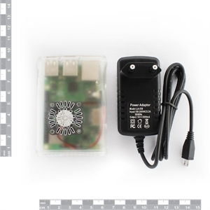 Picture of Raspberry Pi Kit