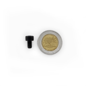 Picture of Hex Socket Cap Screw - Black, 12.9 Self Colour Steel