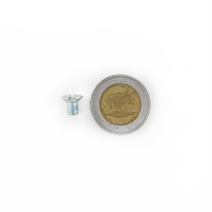 Picture of Counter Sunk Cap Screw - Zinc Plated