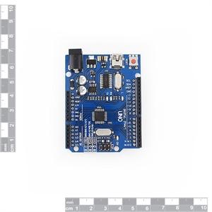 Picture of Arduino Uno - Clone Board