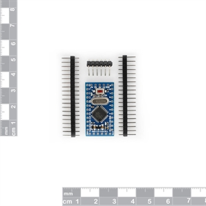 Picture of Arduino Pro Mini ATMega168 - Clone Board