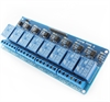 Picture of 8 Channel Relay Module With opto coupler - 5V