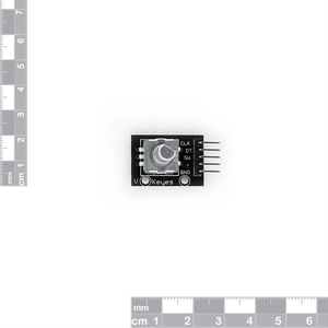 Picture of Rotary Encoder Switch - Breakout